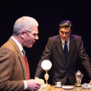 'El Encuentro' en el Teatro Español – Febrero de 2014