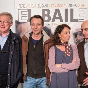 'El Baile' de Edgar Neville en el Teatro Fernán Gómez – Marzo de 2014