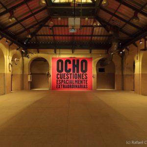 'Ocho cuestiones espacialmente interesantes' en Tabacalera – Marzo de 2014