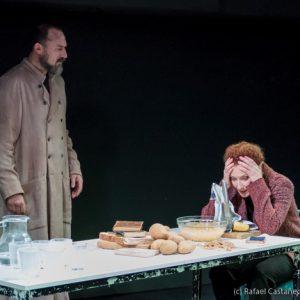 'La lengua en pedazos' en el Teatro Fernán Gómez – Abril de 2014