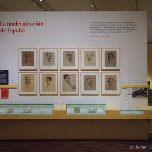 'Generación del 14. Ciencia y Modernidad' en la Biblioteca Nacional – Marzo de 2014