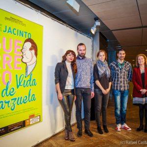 'Jacinto Guerrero. Vida de Zarzuela' en el Teatro Fernán Gómez – Marzo de 2014
