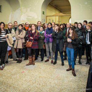 'Open Studio' en Tabacalera – Abril de 2014