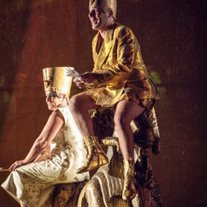 'La corte del faraón' en los Teatros del Canal – Abril de 2014