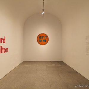 Richard Hamilton en el Museo Reina Sofía – Junio de 2014